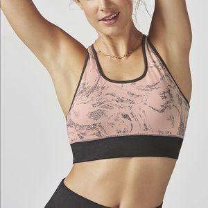 Fabletics Eliza Seamless Sports Bra (Size XS)